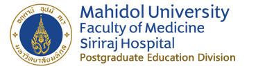 Postgraduate Education Division, Faculty of Medicine Siriraj Hospital