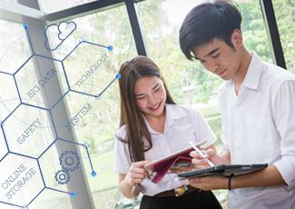 โครงการพัฒนาทักษะดิจิทัล (Digital Literacy) และการสอบประเมินสมรรถนะความสามารถด้านไอทีขั้นพื้นฐาน (Digital Literacy)